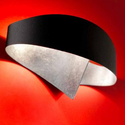 Selene lampă de perete Shield cu două tonuri 29x15xH16 un design modern cm