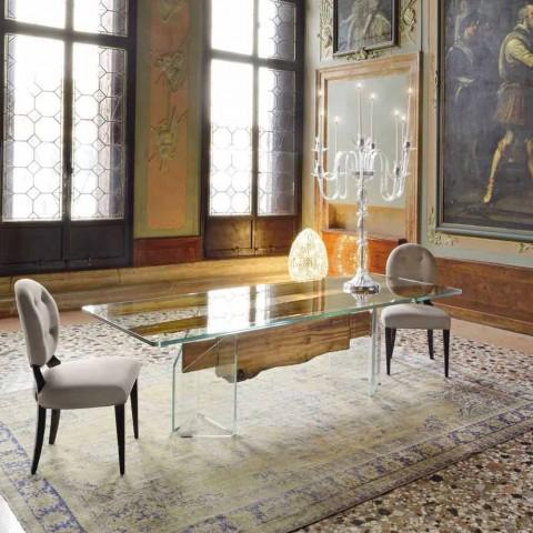 2 septembrie scaune tapițate cu spătar lucrat Boutonne Sophia