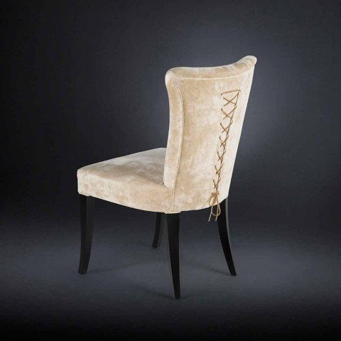 2 septembrie scaune tapițate frumos stil de culoare époque Ecru Degetele