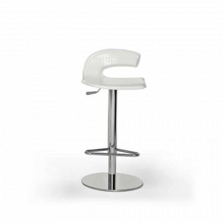 2 septembrie scaune din piele Turner / piele