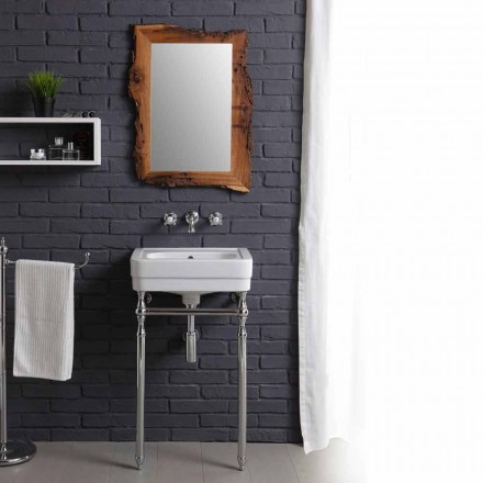 Set de baie cu chiuvetă și oglindă structura creativității delfinilor