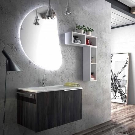 Agățat compoziția de mobilier de baie făcută în Italia, Sad