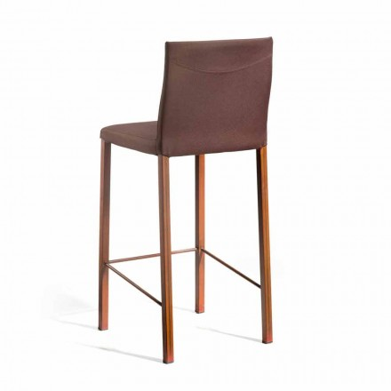 Floyd scaun bar / bucatarie H 96 cm, design modern, fabricat in Italia