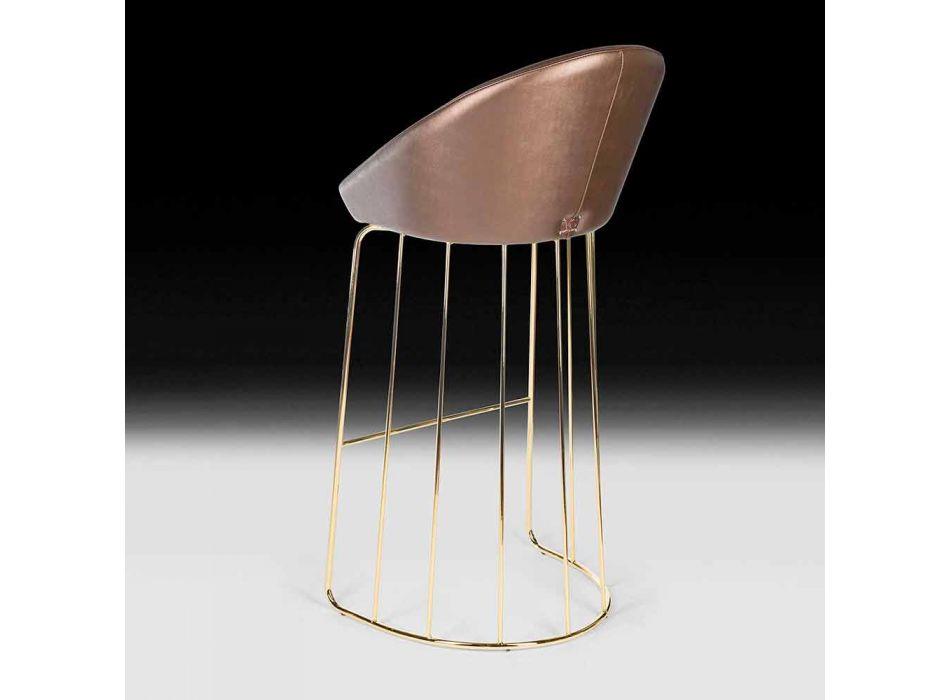 bar modern scaun 100% Made in Italy Dedo