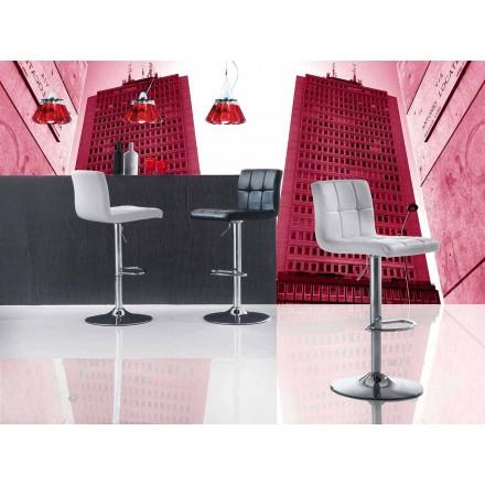 Scaun pentru ridicare design modern, scaun din piele ecologică - Delfina
