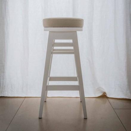 Scaun din lemn de fag L 78 cm, Harvey