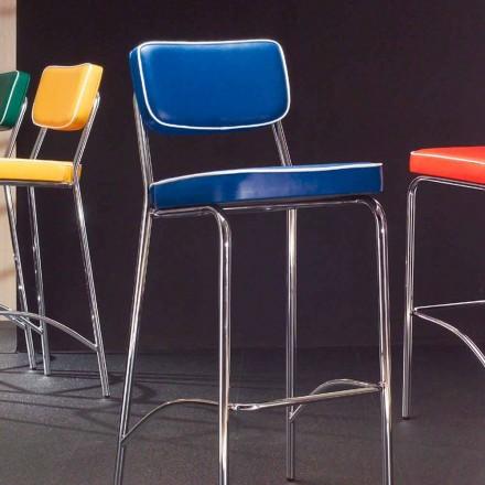 scaun de design de 50 de ani în faux graffiti Unica