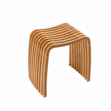 Gorizia hot-curbat bambus scaun de proiectare