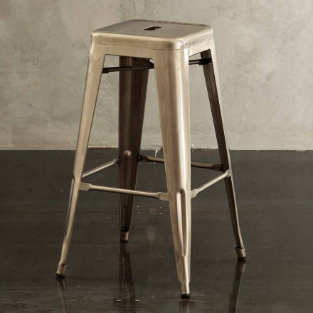 scaun de metal design modern Roxanne