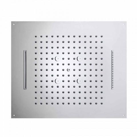 duș modernă deasupra capului Bossini vis la patru funcții