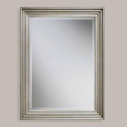 Oțel de mână, oglindă de perete din aur realizat în Italia Stefania