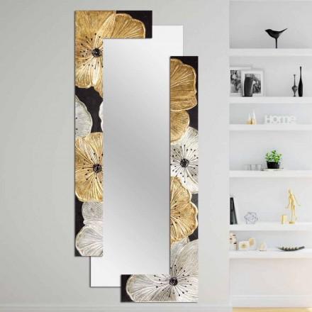 Dublă oglindă de design realizată în Italia de Daiano