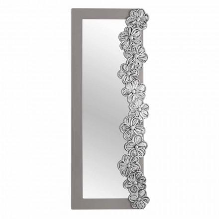 Oglinzi de oțel de design de mână realizate în Italia Senapina