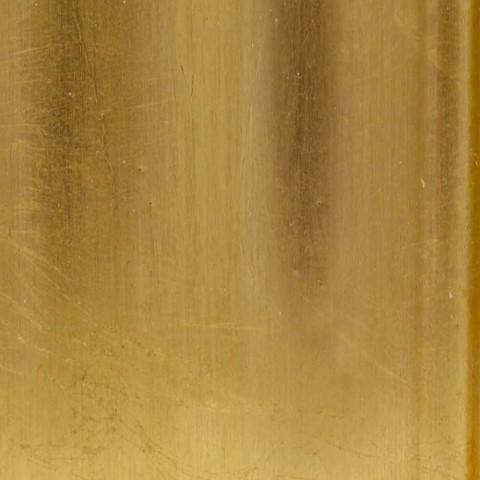 Oglinda din aur, din argint, din lemn de brad din Italia, Silvio