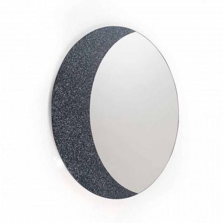 O oglindă de perete 100% Made in Italy design contemporan Aldo