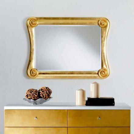 Oglindă design modern Bates, 123x90