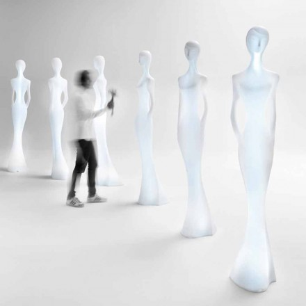 Design de podea cu statui luminoase cu lumină led pentru interior - Penelope de Myyour
