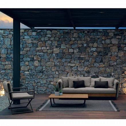 Compoziție de salon de grădină Talenti Domino fabricată în Italia