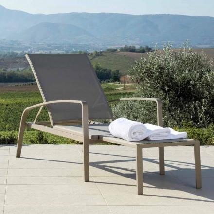 Talenti Lady scaun grădină design raft făcute în Italia
