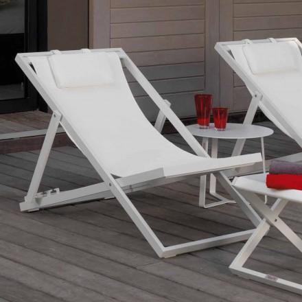Talenti Touch design aluminiu scaune făcute în Italia