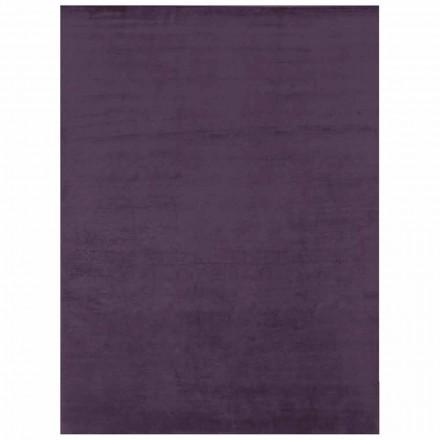 Covor de design modern în mătase colorată și dimensiuni mari - Outlook
