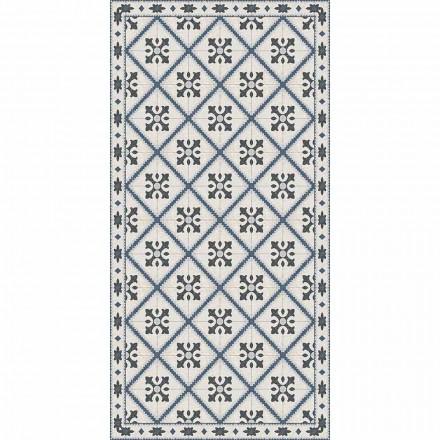 Covor dreptunghiular din sufragerie modern - Berimo