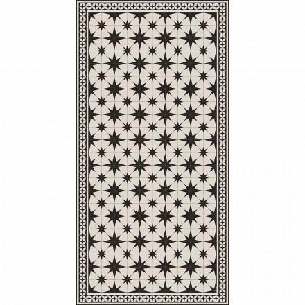 Covor dreptunghiular de design modern cu fantezie - Osturio