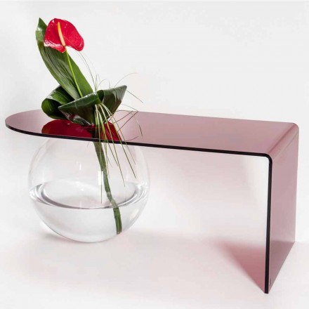 Pânză modernă din podium din plexiglas din Italia, Bolly
