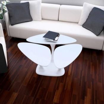 Amanita Modern de masă de cafea de design fabricat în Italia