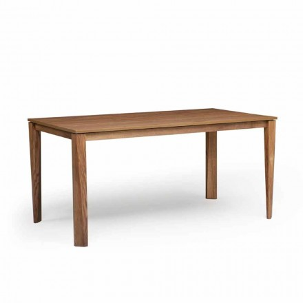 Masă extensibilă de design cu bază de lemn de frasin, Medicina