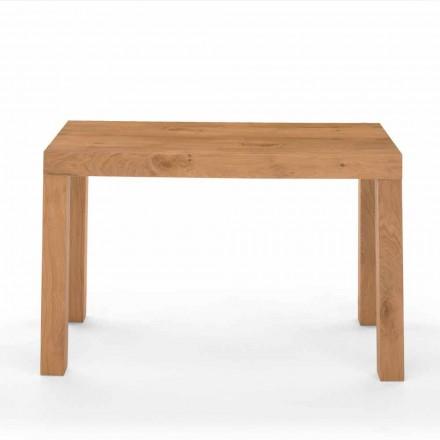 Consola extensibilă din lemn tivit fabricat în Italia - Gordito