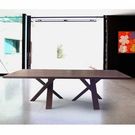 Design modern de lemn 240x120cm realizat în Italia Tree