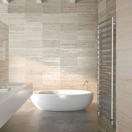 Termoarredo hidraulic baie de designer, crom, Winter Scirocco H