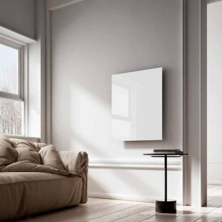 Radiatoarele electrice în infraroșu raze de proiectare în sticlă albă Clear