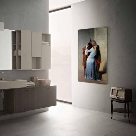 Termoarredo design modern electric personalizat cu fotografii Jonny