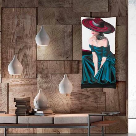 radiator electric cu un design de sticla fotografii Barry călită