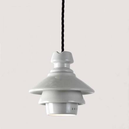 TOSCOT Battersea pandantiv ceramica lampă manual