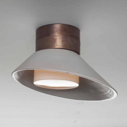 TOSCOT Chapeau! Lampa de perete / tavan făcut în Toscana