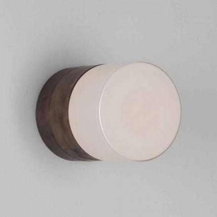 Toscot Chapeau! Lampa de perete / tavan realizată manual în Toscana
