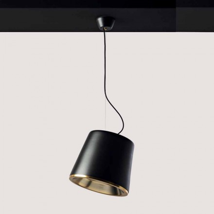 pandantiv lampa TOSCOT Henry cu rozetă Ø37cm