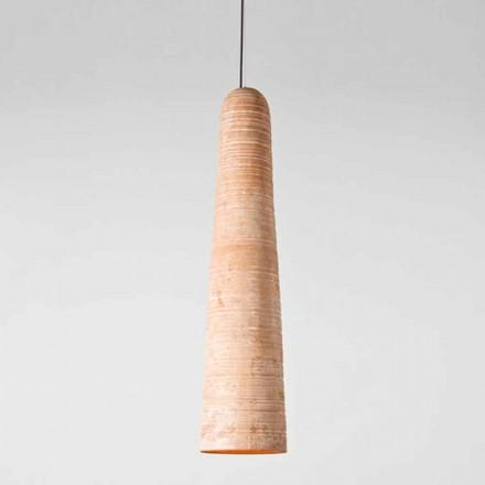 TOSCOT Notorius lampă mare suspensie făcută în Toscana
