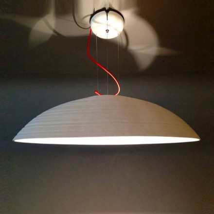 TOSCOT Notorius lampă suspensie oval făcută în Toscana