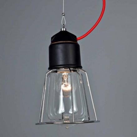 TOSCOT lampă agățat secolului XX cu rozetă