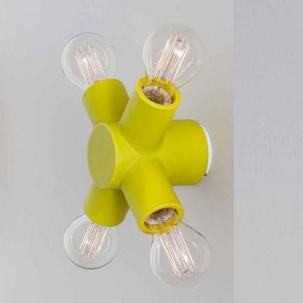 TOSCOT Trafic perete lampă ceramic produs în Toscana