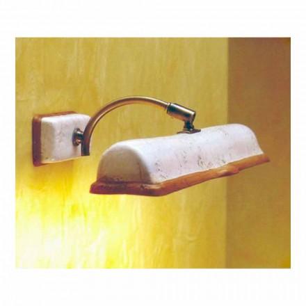 TOSCOT Vinci Appliqué 2 lumini directe realizate în Toscana