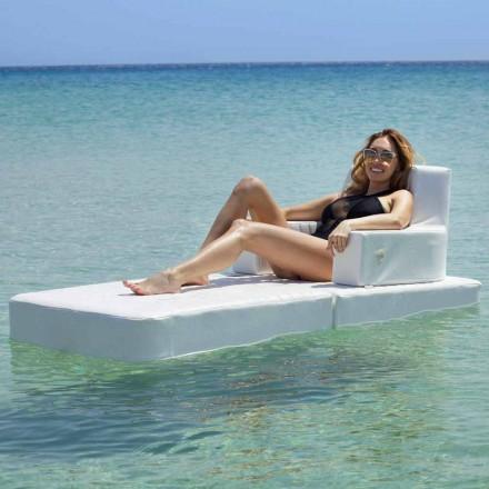 Trona Basic bazin plutitor pentru piscine moderne fabricat în Italia