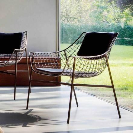 Varaschin Summer Set scaun de grădină lounge, design modern
