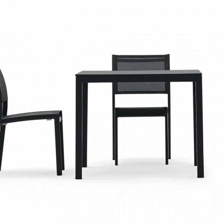 Varaschin Victor pentru masa de luat masa în interior și grădină, design modern