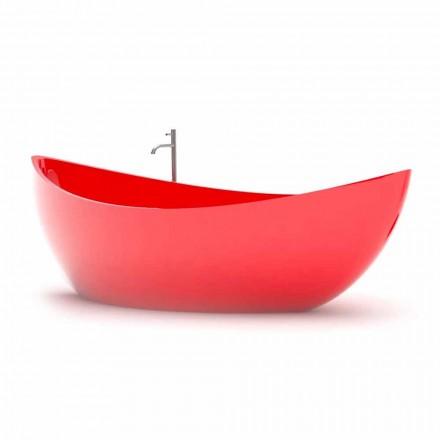 Cada de baie în baie solidă Funamori Made in Italy