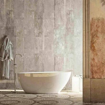 Cada de baie ovală de design modern, produsă în Italia, Albenga
